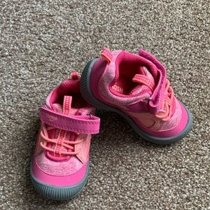 Girls OshKosh Sneakers Size 5
